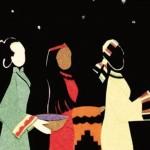 Epiphanie - Trois mages femmes