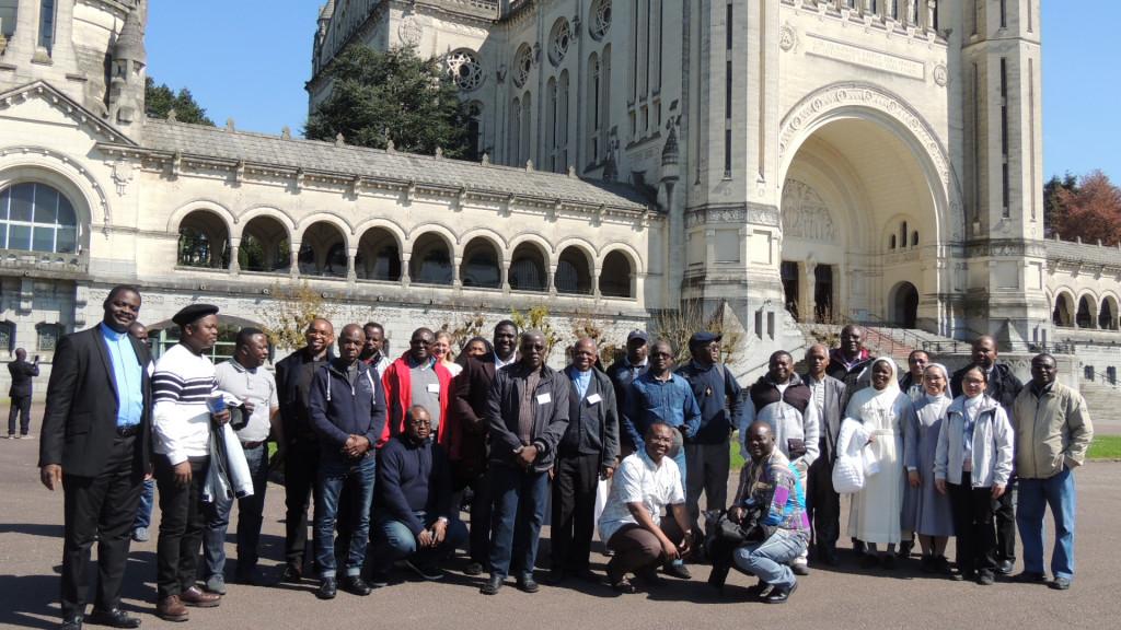 Echange_Lisieux2018. Les participants de la session Échange qui s'est tenue, à Lisieux, en avril 2018.