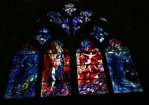 Univ. Eté 2014 Peltre 57 La cathédrale de Metz et ses  vitraux  chagall