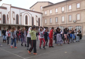 JDES pause danse malgache