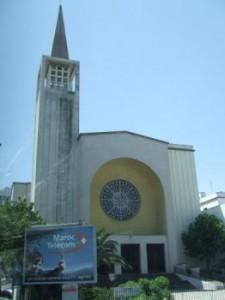 Cathédrale de Tanger