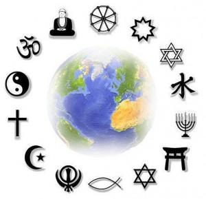 Globe & Religions