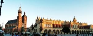 Place du Marché de Cracovie