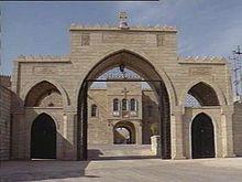 Monastère des Saints Behnam et Sarah, Bakhdida (Irak), détruit le 19 mars 2015
