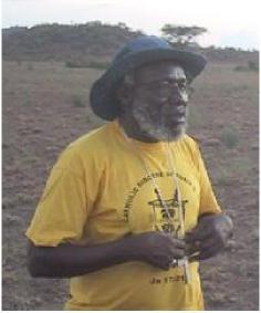 Bishop Abraham Kenyi