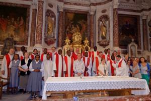 Journée Inter églises, diocèse de Carcassonne, août 2016