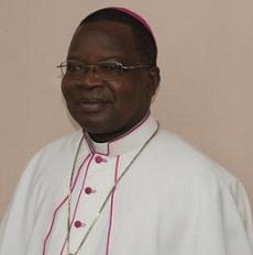 Mgr Utembi - président du Cenco