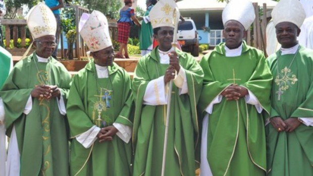 Evêques de la Province ecclésiale de Bamenda