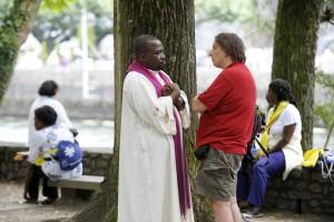 Pèlerinage à Lourdes.