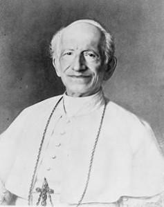 Le pape Léon XIII a publié en 1899 l'encyclique Testem Benevolentiae Nostrae pour condamnner l'américanisme