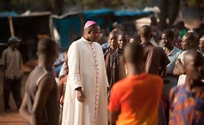 Cardinal Dieudonné Nzapalainga
