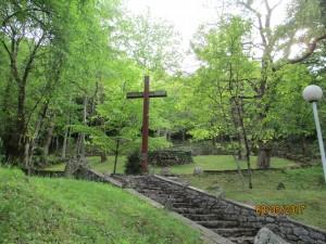 Lourdes 2017 Cathédrale de verdure
