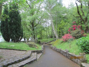 Lourdes 2017 Chemin
