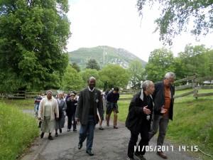 Lourdes 2017 En chemin