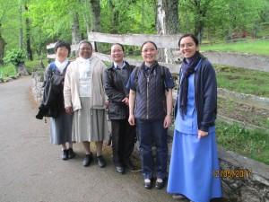 Lourdes 2017 Participantes
