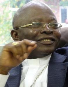 Mgr Sébastien Muyengo