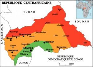centrafrique_carte