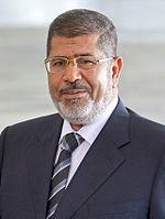 Mohamed Morsi, premier président égyptien élu en 2012 au suffrage universel.