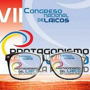 réalité vénézuélienne : affiche du congrès du laïcat