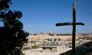 Vacances atypiques : Jérusalem vue de la Maison d'Abraham