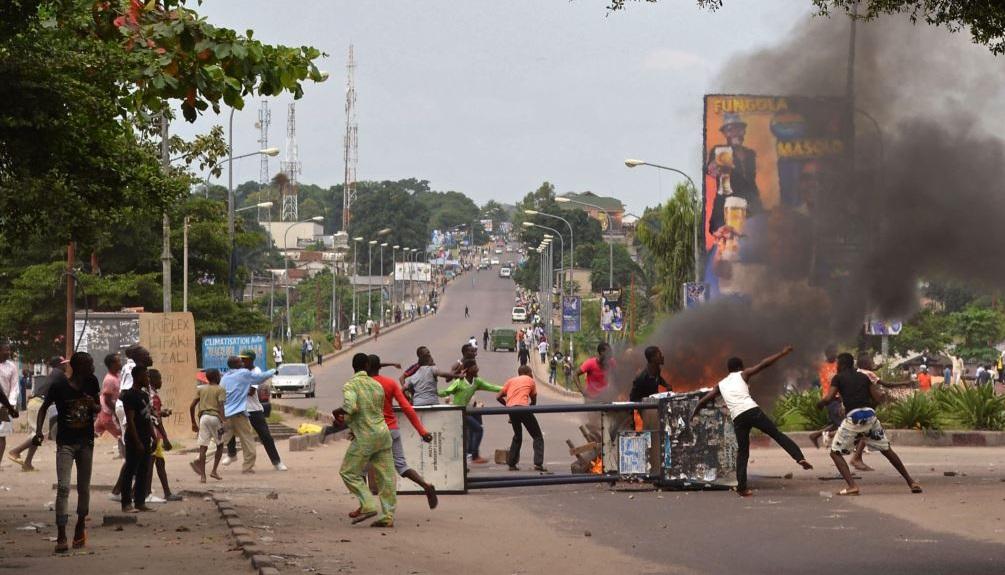 Debout, Congolais ! Le Pays va très mal. Violences_Kinshasa
