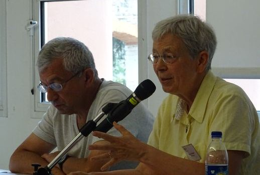A. Sondag et G. Comeau