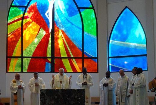 Messe à la maison diocèse