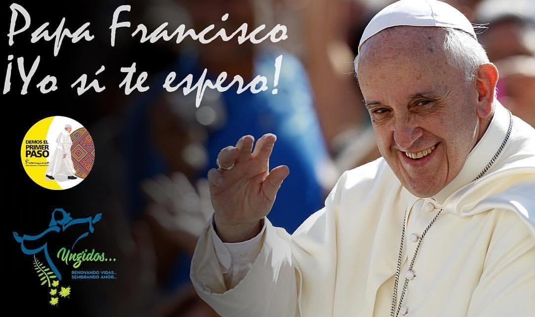 Colombie : François, moi je t'attends !