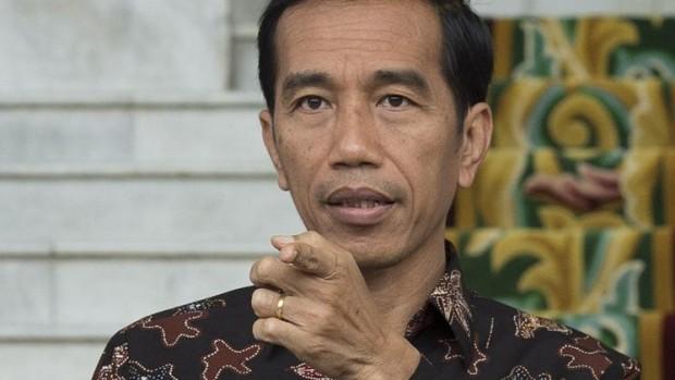 Joko Widodo, le président indonésien