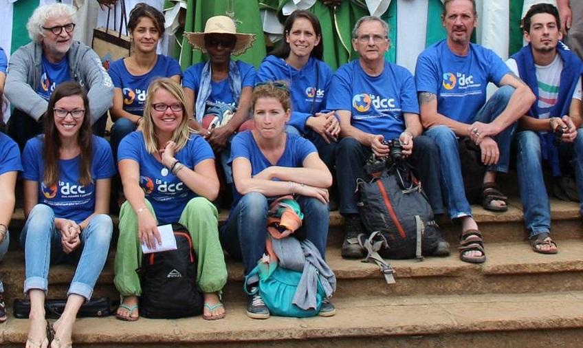 DCC - Volontariat international de réciprocité - Volontaires de la DCC