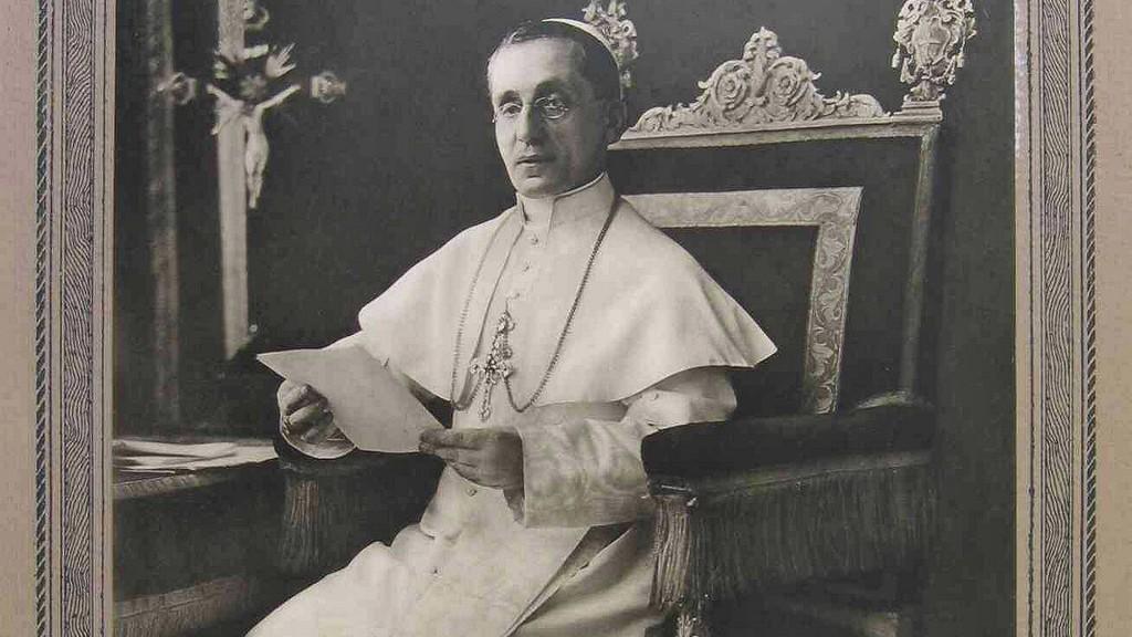 Mois missionnaire extraordinaire : le pape Benoît XV