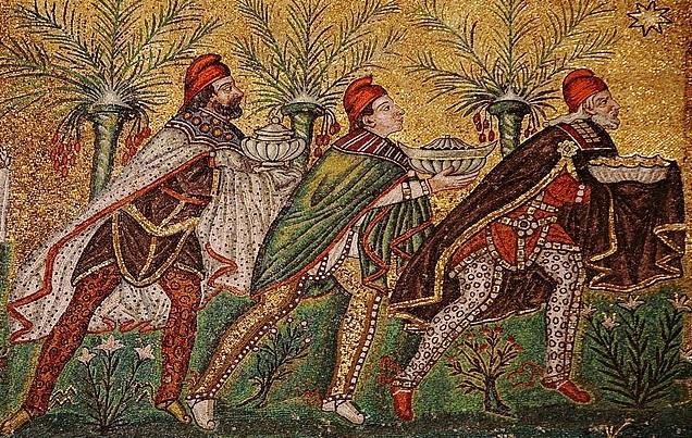 Epiphanie : Les trois rois mages