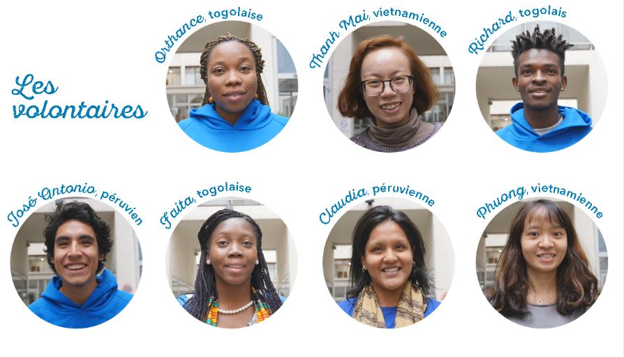 DCC. Premiers volontaires de réciprocité