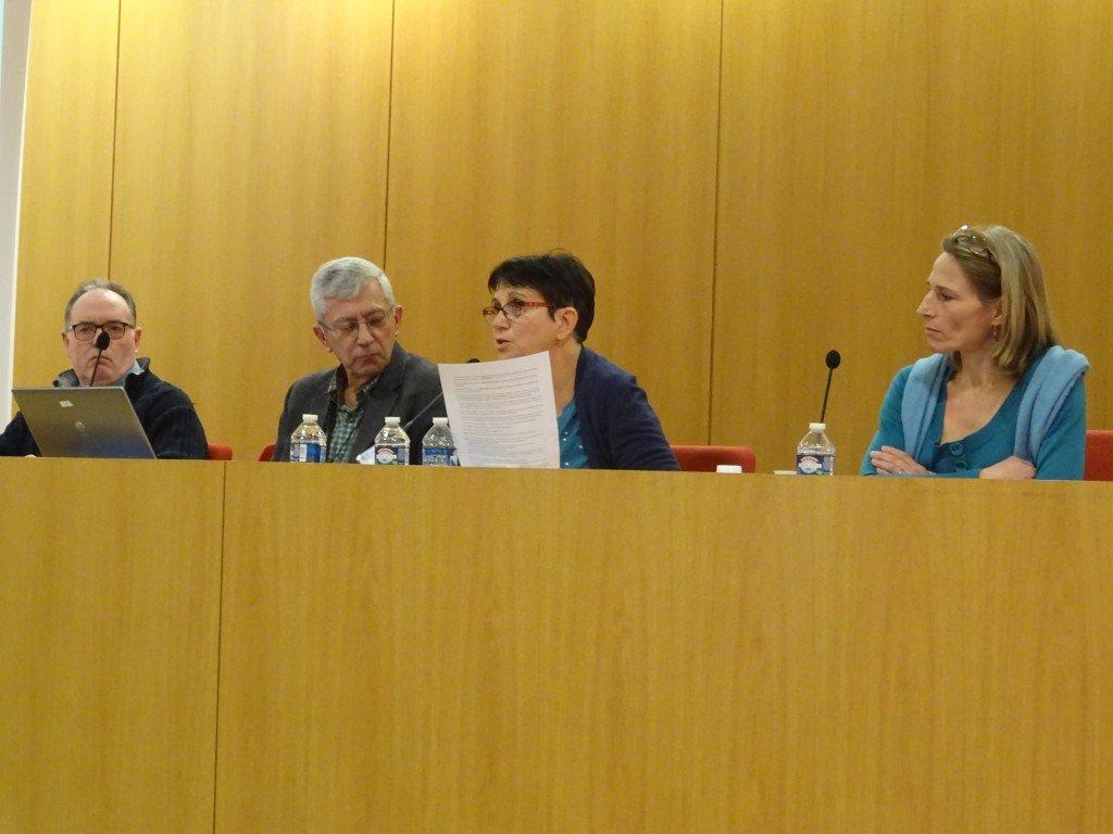 F. Calvez, A. Sondag, A. Becquey et A. D'Hérouville