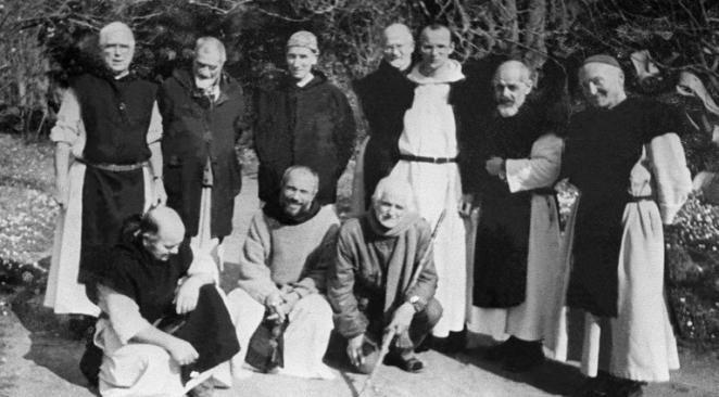 Les martyrs d'Algérie - Moines de Tibhirine