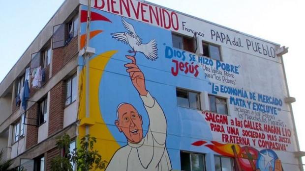 Mural Santiago