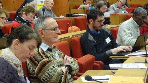 Participants Amphi3