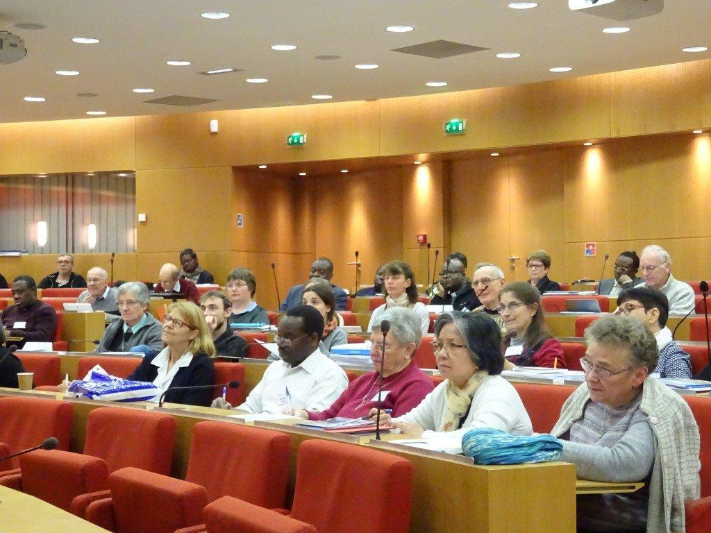 Participants Amphi5