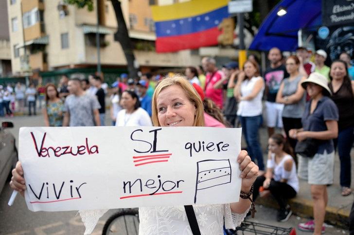 Venezuela : ils ne nous feront pas taire !