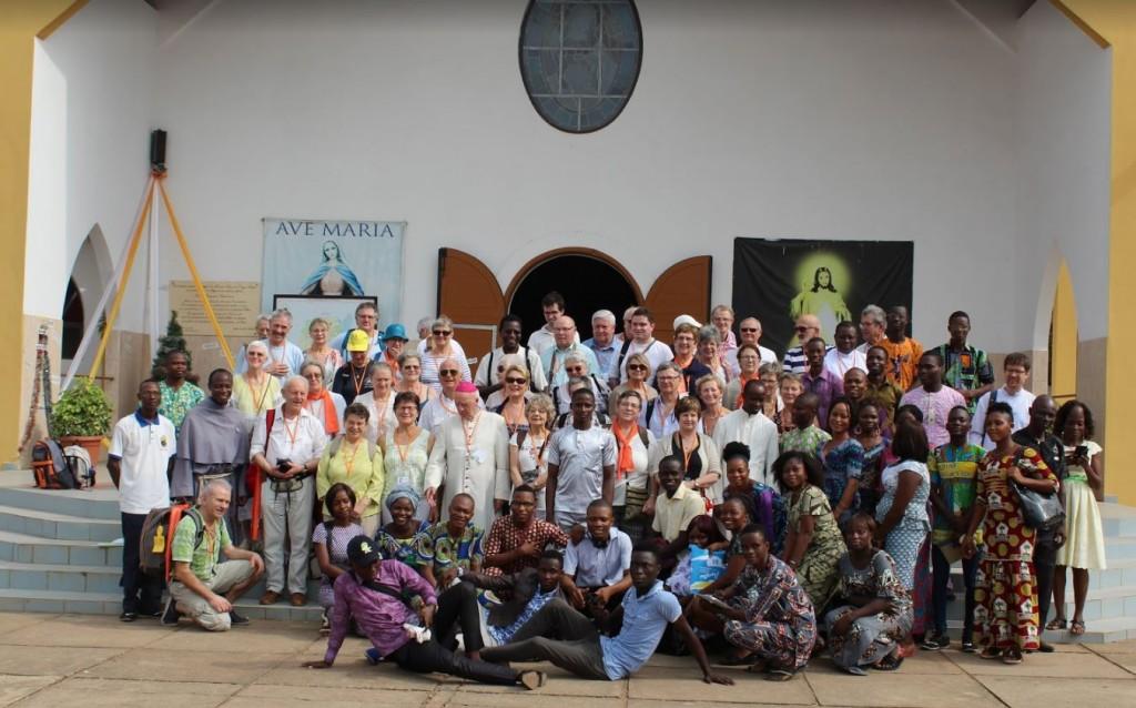 Pèlerinage au Bénin