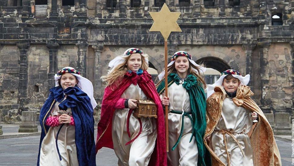 Chanteurs à l'étoile