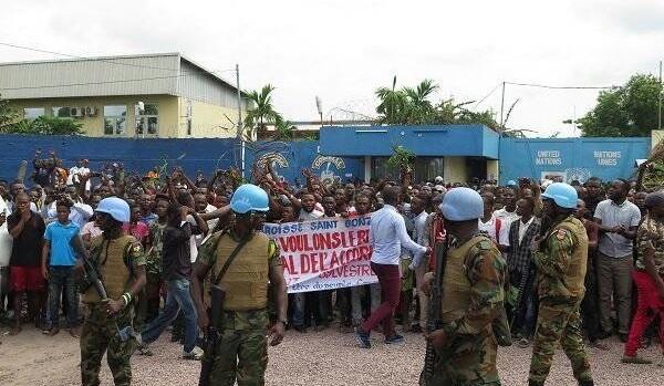 RDC- Manif janvier 2018