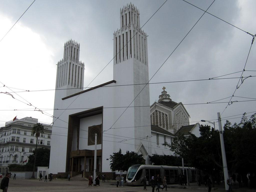 Regard sur le Maroc - Cathédrale du diocèse de Rabat
