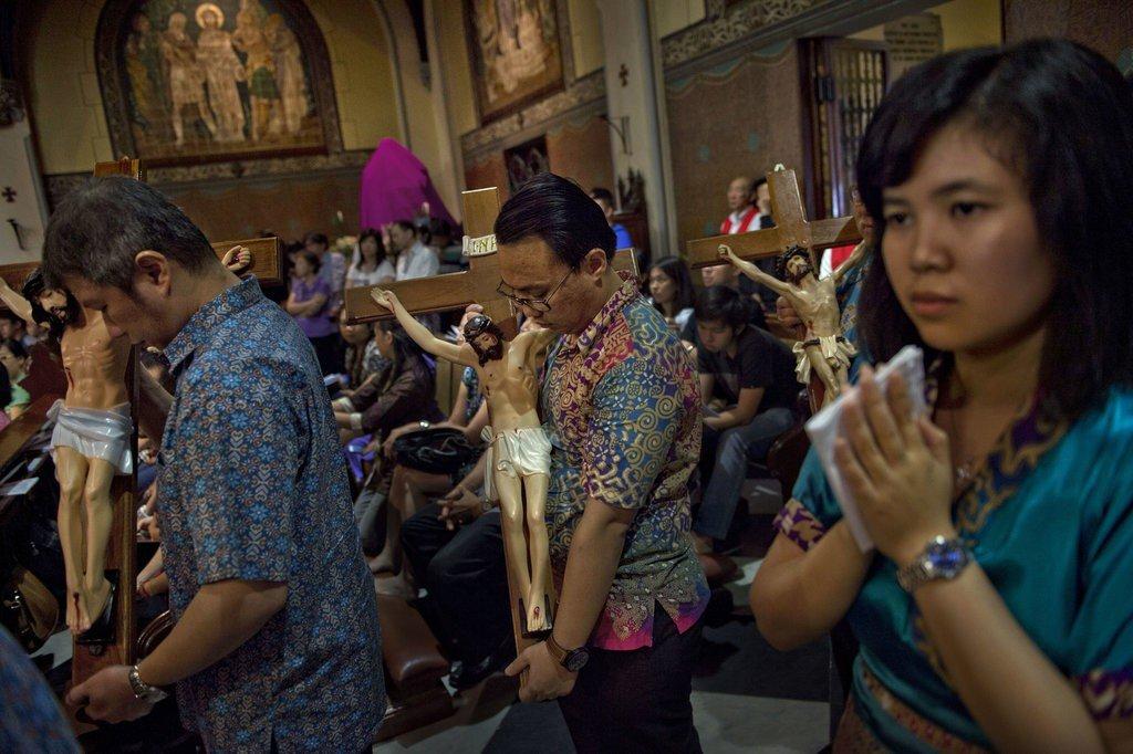 Terres de mission - Messe Jakarta