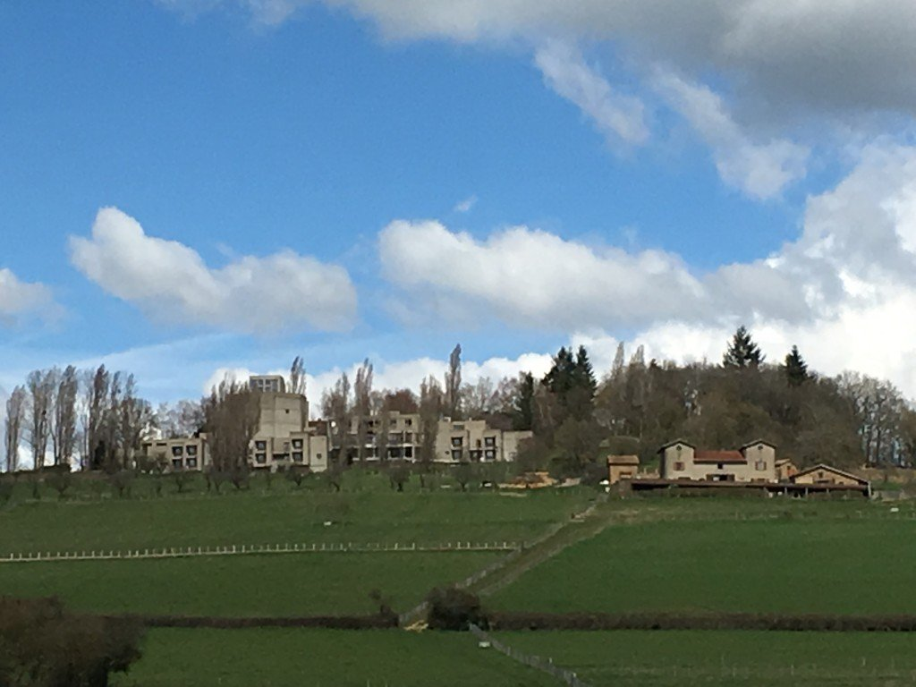 Monastère sur la colline