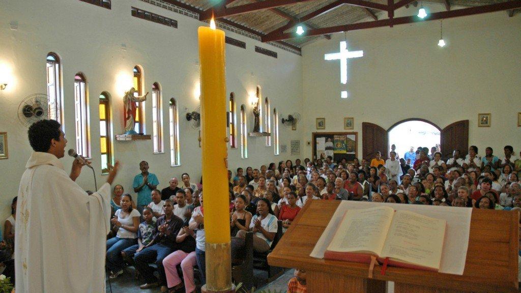 Vers un synode sur le rôle des femmes ... Messe au Brésil