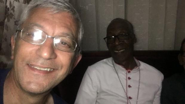 A Sondag & Cardinal Zerbo