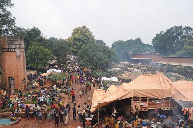 Bambari en RCA
