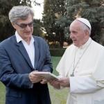 Wim Wenders et le Pape François
