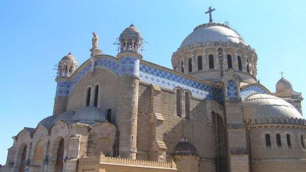 Basilique Notre-Dame d'Afrique à Alger